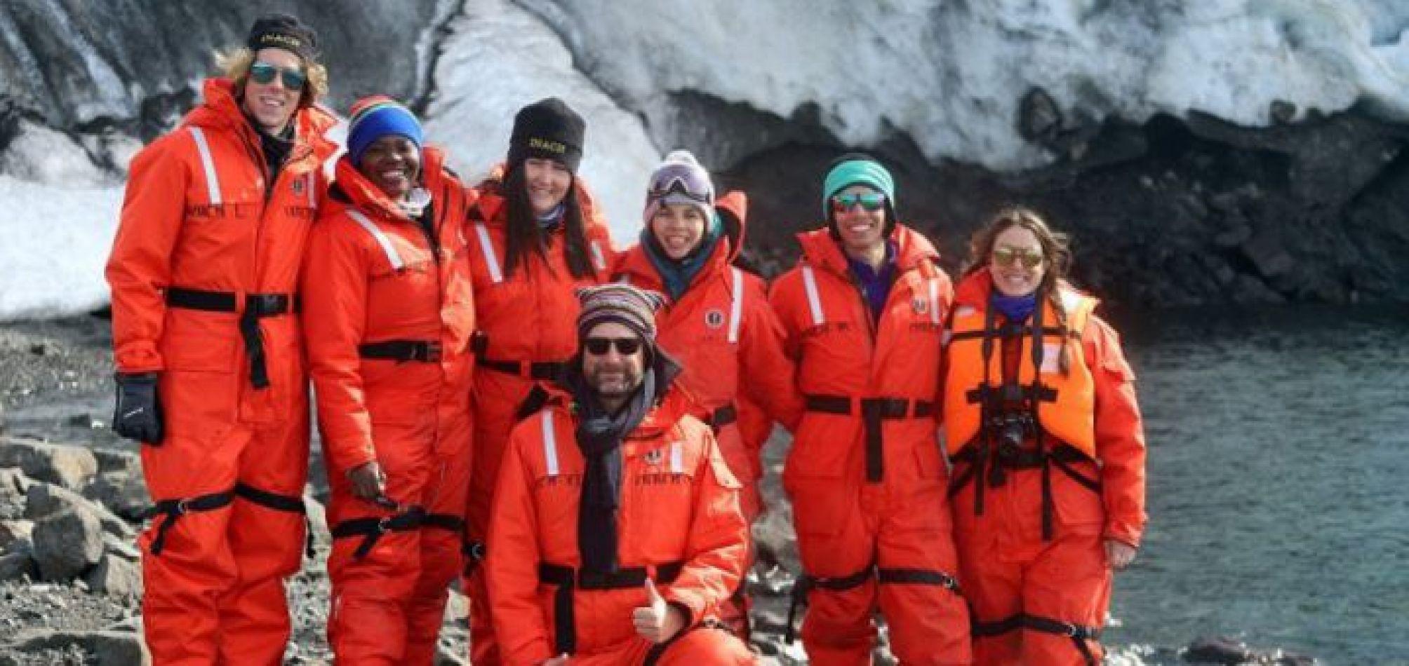 Expedición Juvenil de Ciudades Antárticas