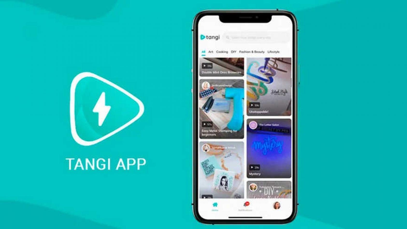 La nueva red social que mezcla videos cortos como TikTok y tutoriales al estilo Pinterest