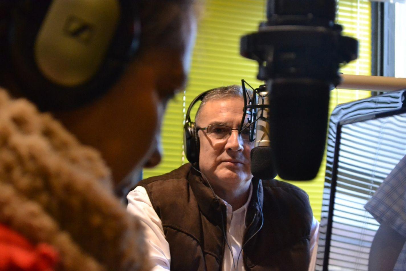 Como cada año, los locutores festejarán su día con una Radio Abierta.