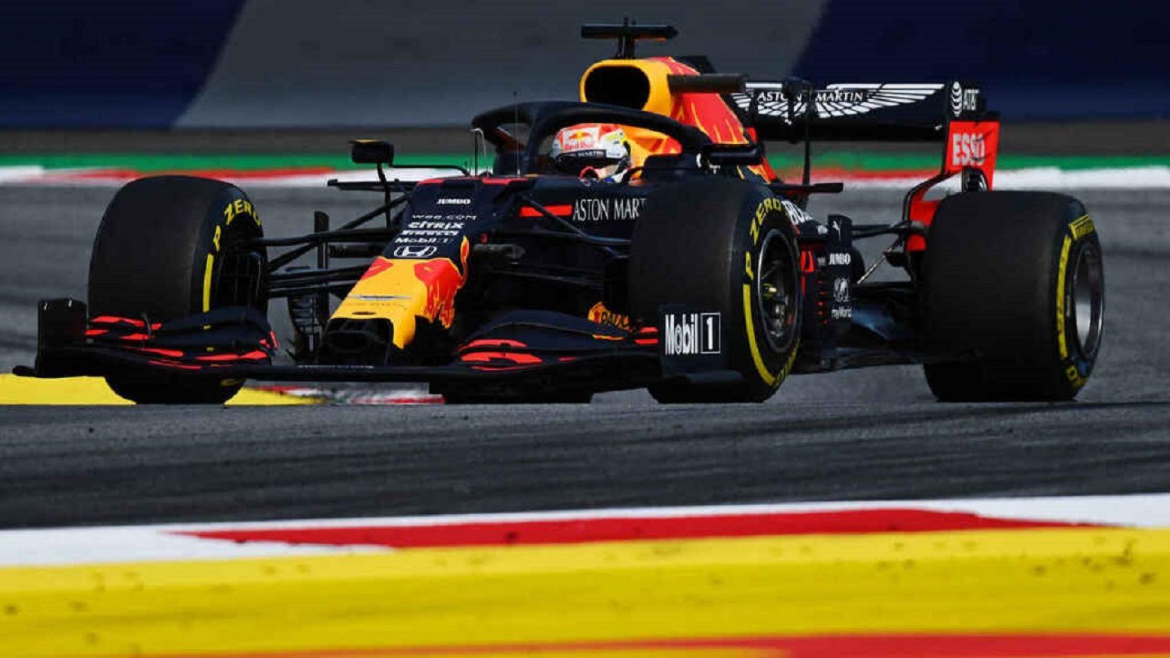 Ya rugen los motores y se vienen las 71 vueltas del Estiria de la F1