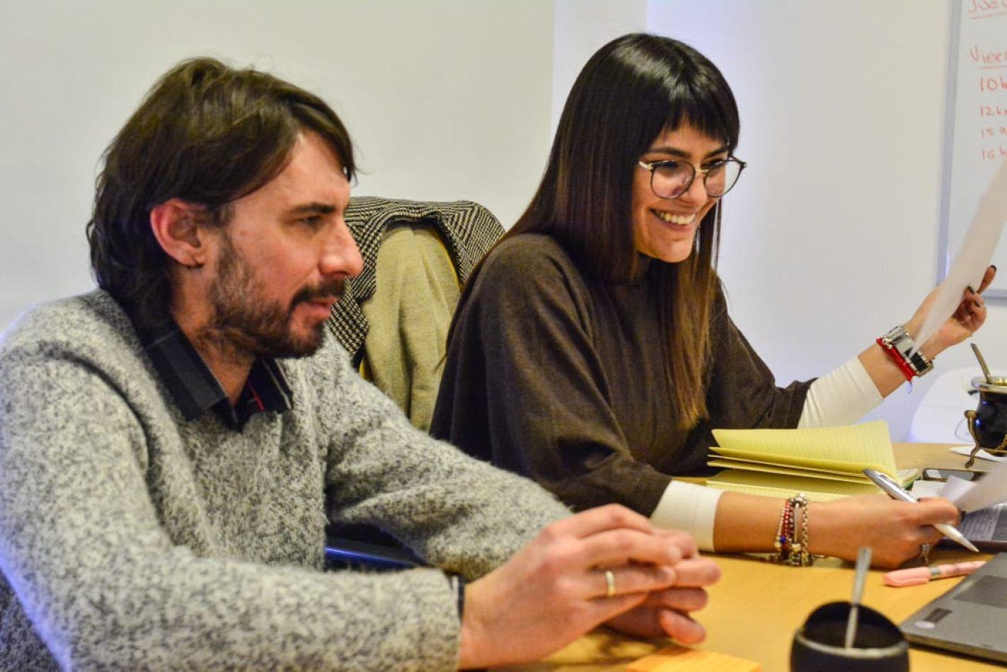 Reunión de trabajo con responsables de comedores y merenderos de Ushuaia