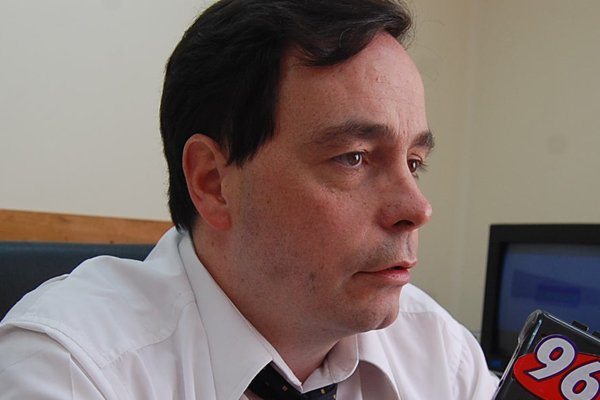 El juez Eduardo López dio por finalizada la denuncia contra Gustavo Melella.