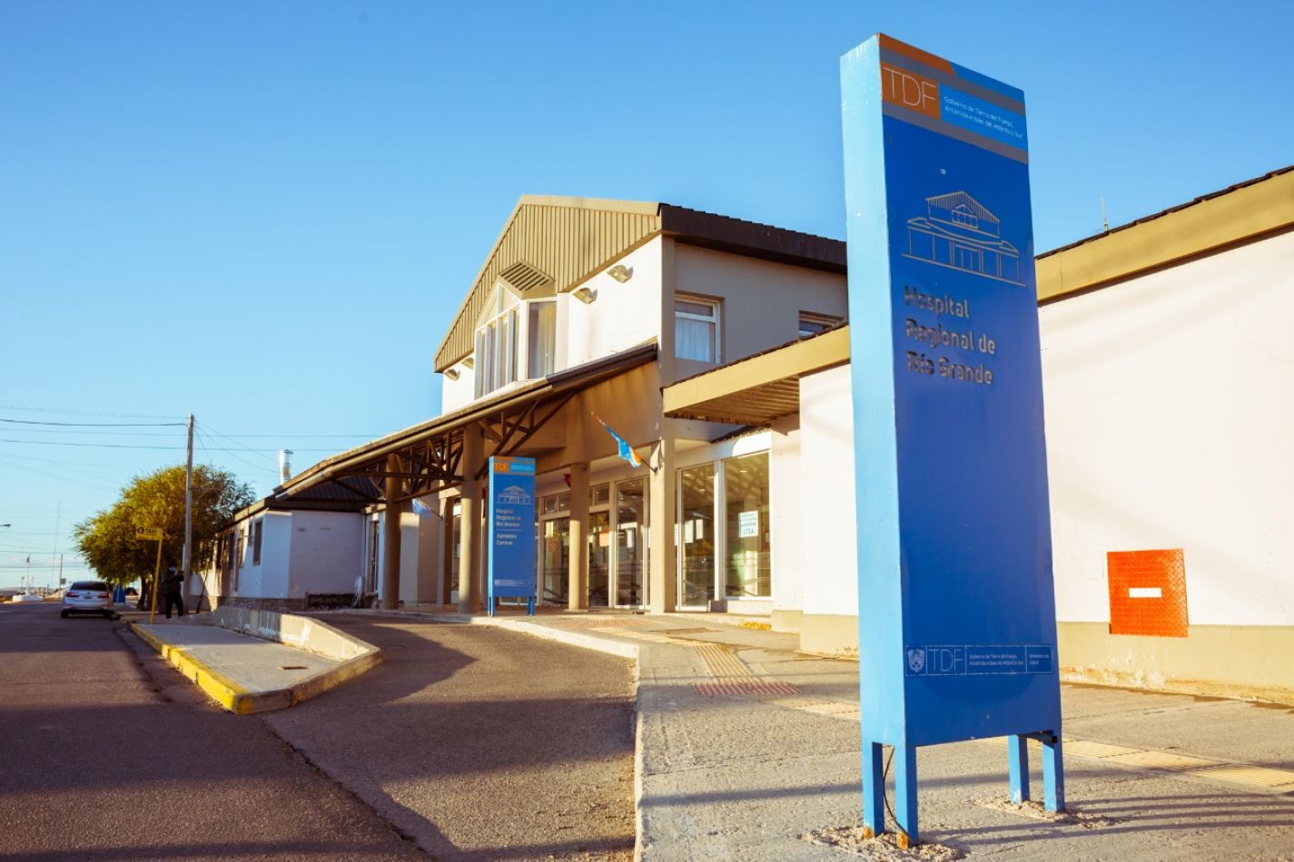 Hospital Regional Río Grande