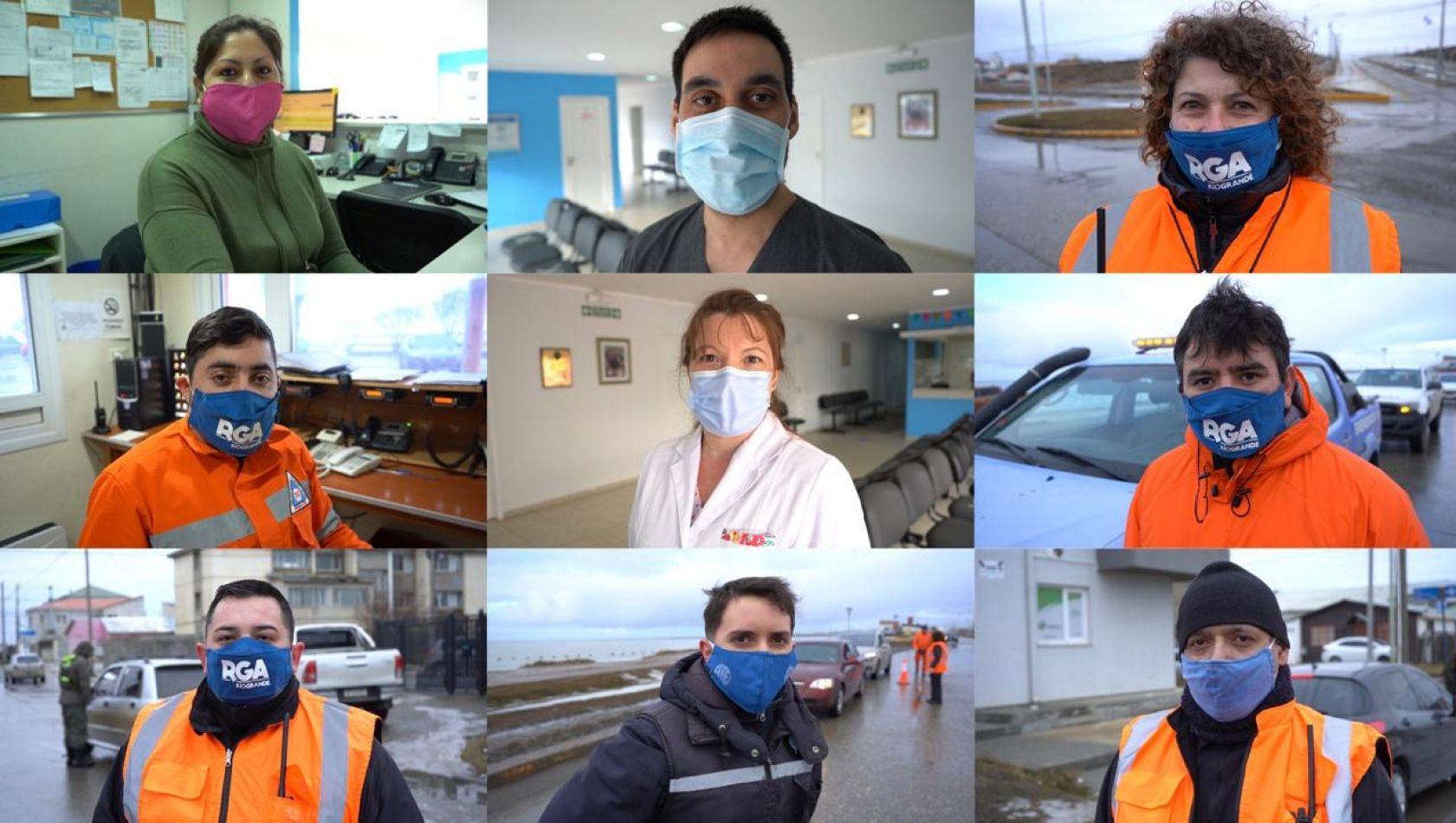 Defensa Civil, Tránsito y Salud municipal mantienen un rol activo durante este fin de semana