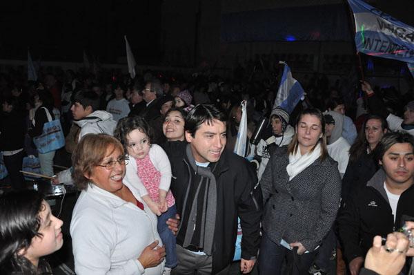 César Vargas, al momento de su arribo al Club Sportivo.