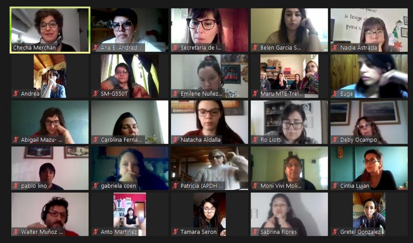Primer encuentro Regional de Promotores de Género y Diversidad