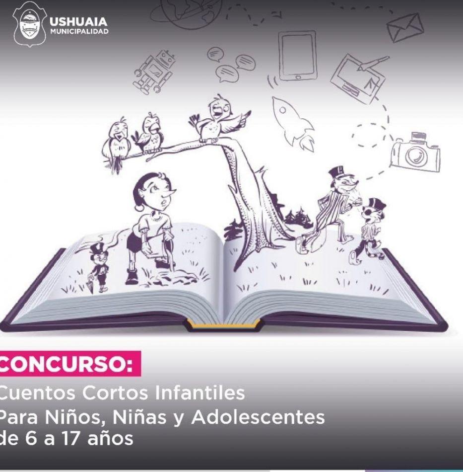 """Continúa abierta la inscripción para el concurso infantil de """"Cuentos Cortos"""" de la ciudad"""