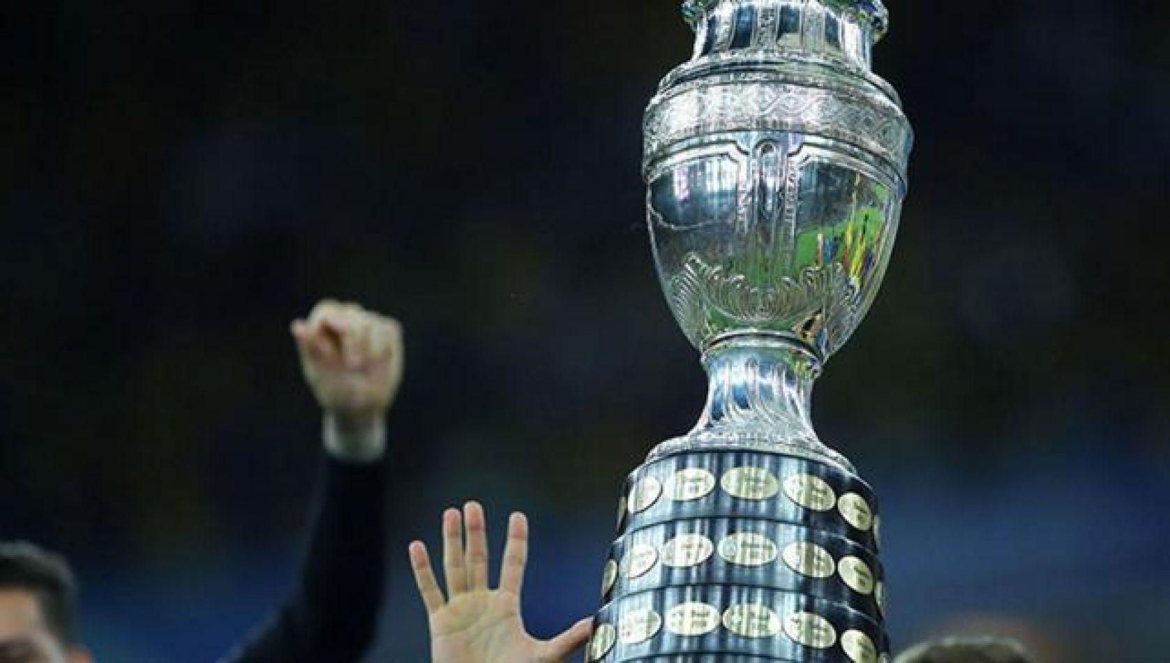 La Selección Argentina abrirá la Copa América en Buenos Aires. La final será en Barranquilla.
