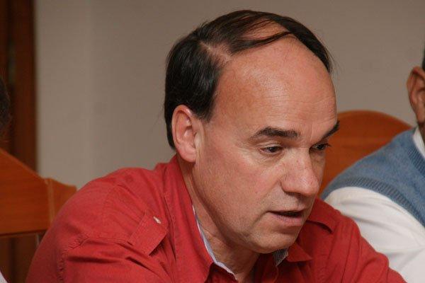 Legislador por la Unión Cívica Radical, Pablo Blanco.