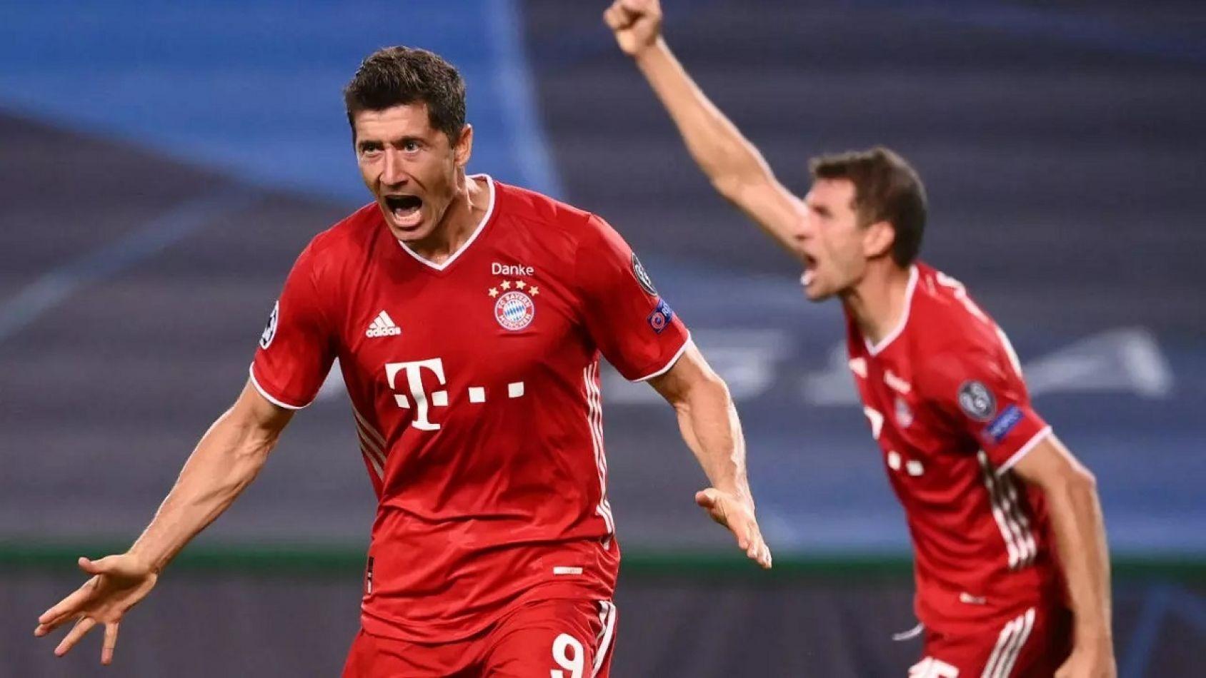 Bayern Múnich venció al PSG se consagró campeón de la Champions League