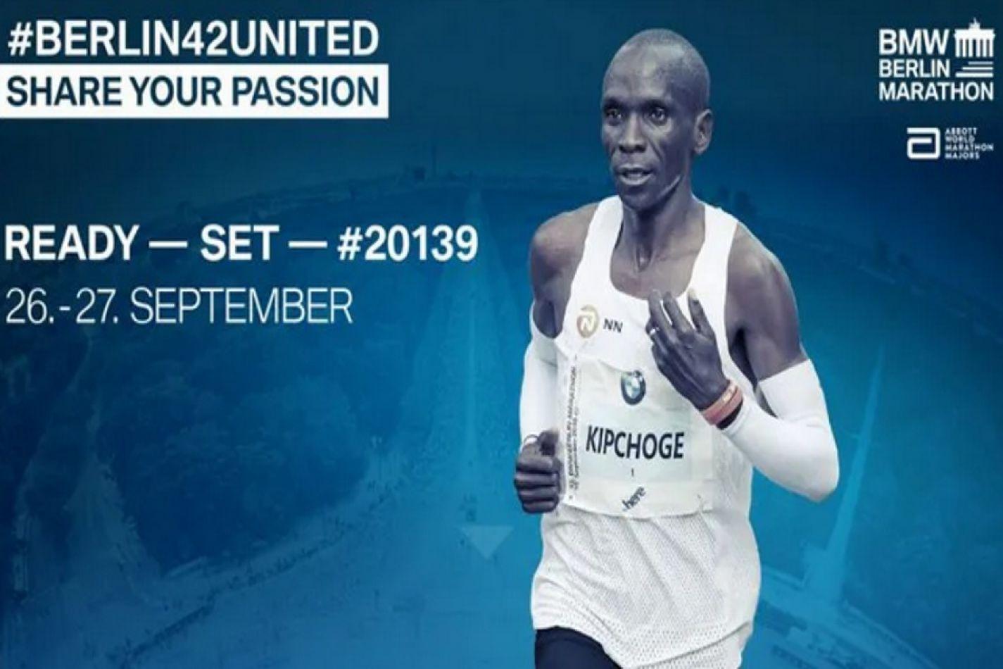 Desafío para runners: ¿te animás a correr contra el récord mundial de maratón?