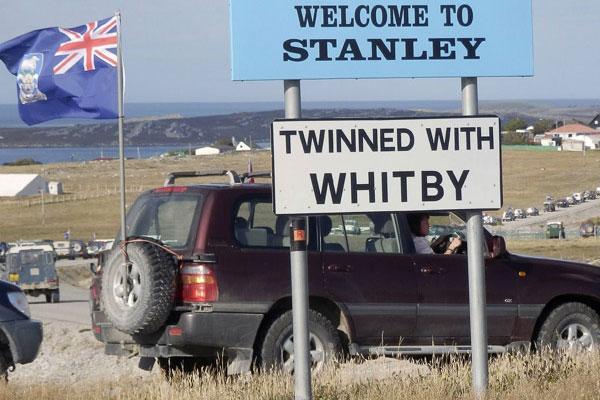 Gran Bretaña insiste en la autodeterminación de los isleños.