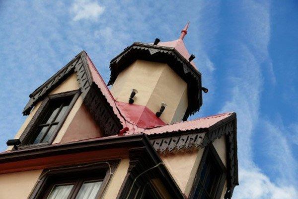 La Casa Beban es el lugar elegido para la muestra sobre Jorge Luis Borges.
