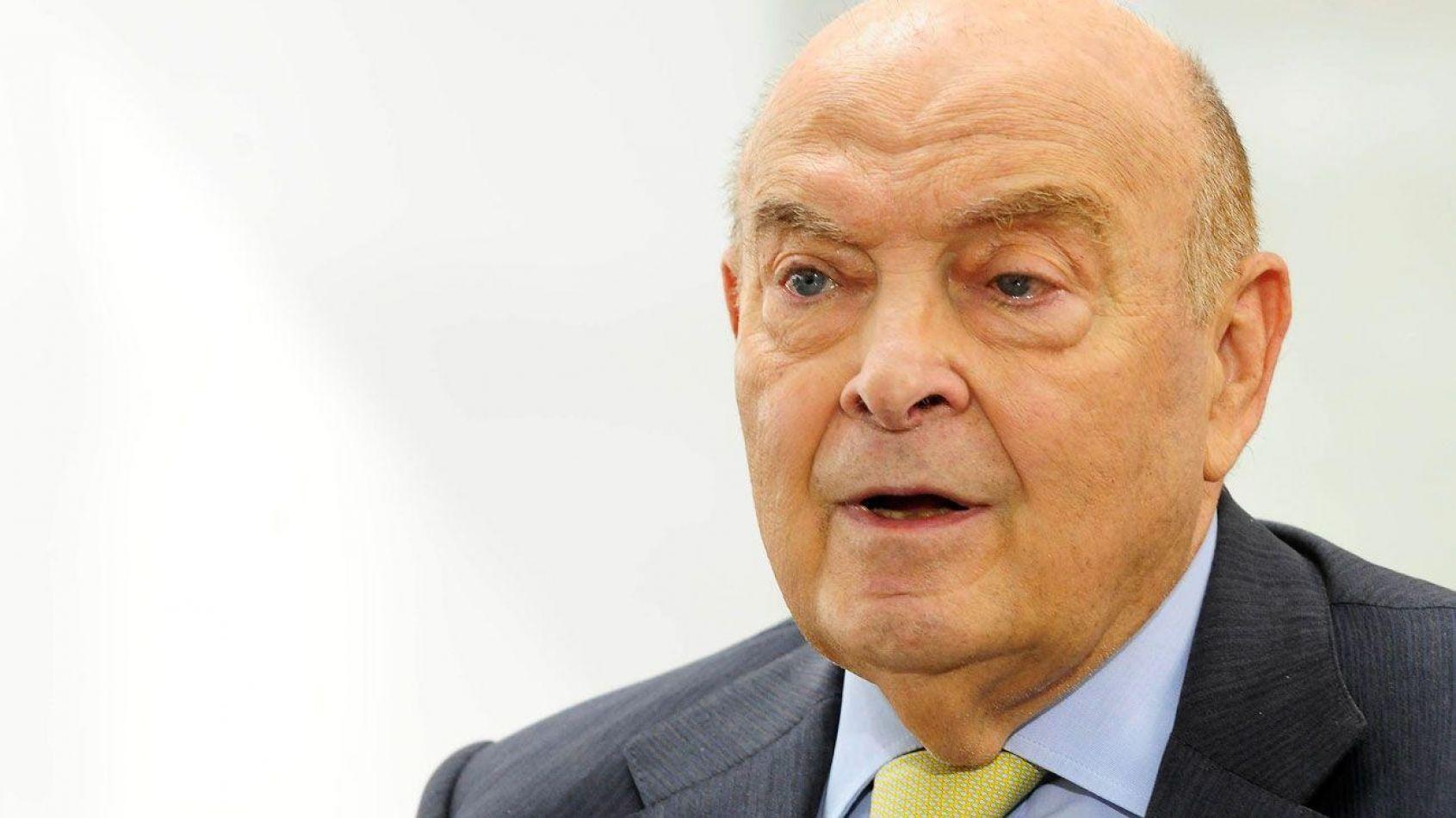 Exministro de Economía Domingo Cavallo