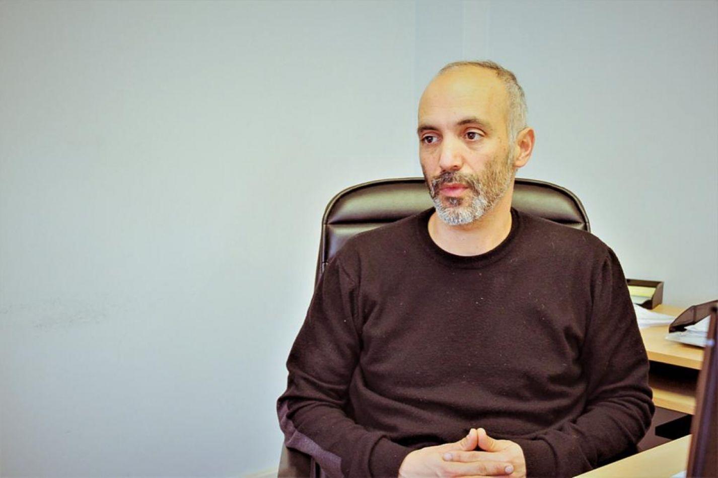 Secretario de Industria y Promoción Económica, Juan Ignacio García.