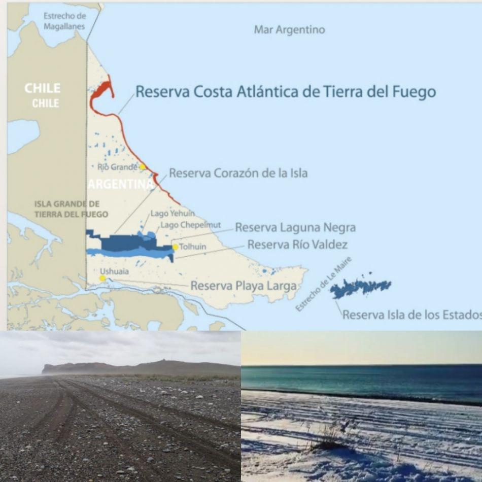 Comunicado sobre la Reserva Provincial Costa Atlántica