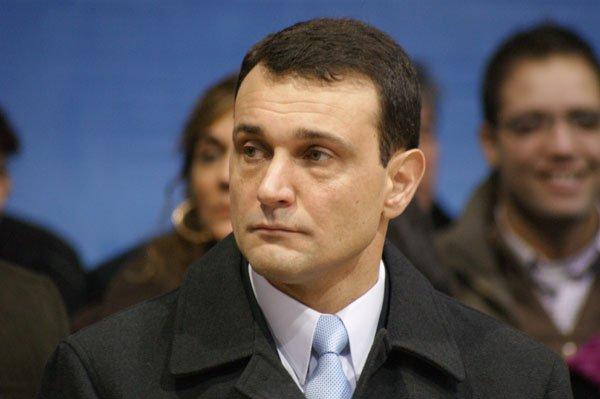 Fabio Marinello reseñó los logros de la gestión provincial de Fabiana Ríos.