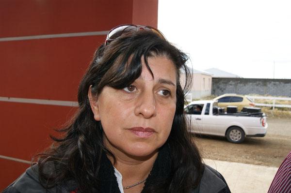 Molayoli volvió a criticar a la conducción provincial del sindicato docente.