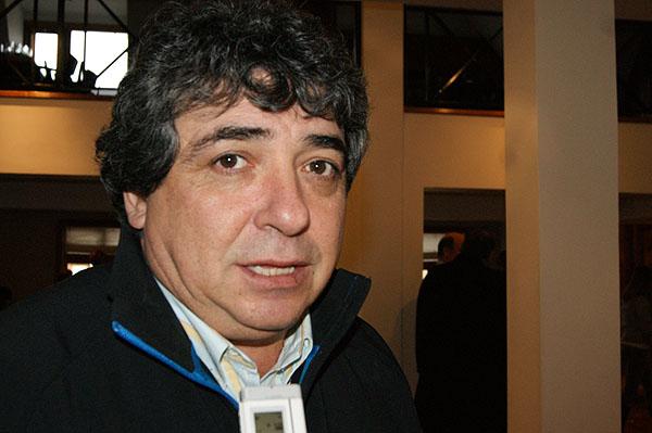 Omar Becerra, conforme con la convocatoria.