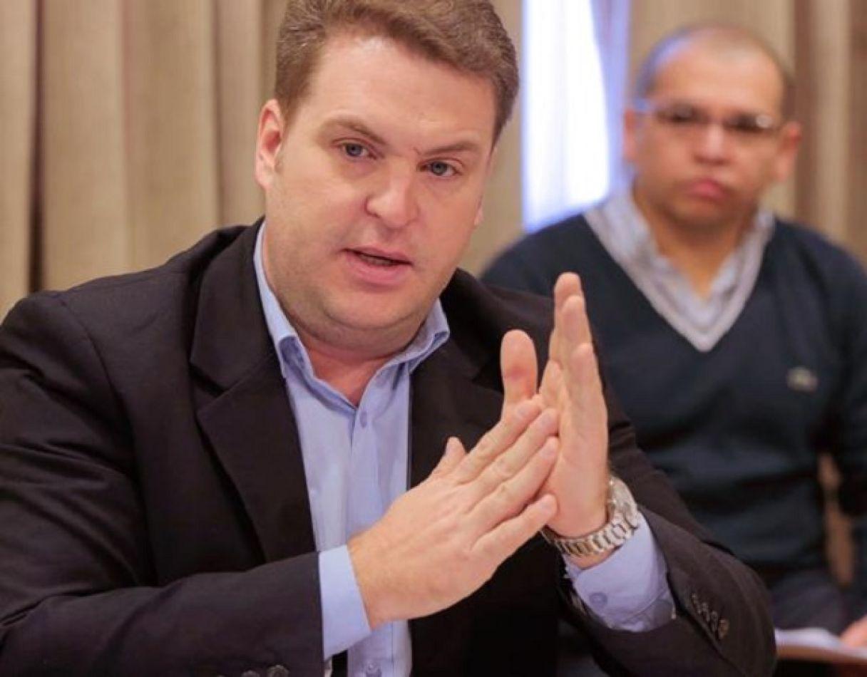 Raúl von der Thusen, concejal de la ciudad de Río Grande.