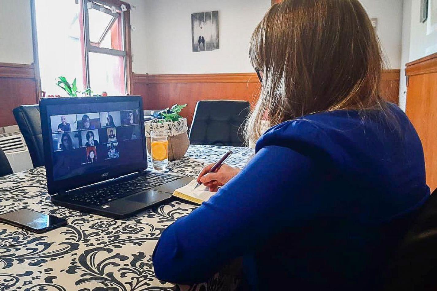"""Secretaría de la Mujer de Ushuaia trabaja en la aplicación del programa """"Acompañar"""""""