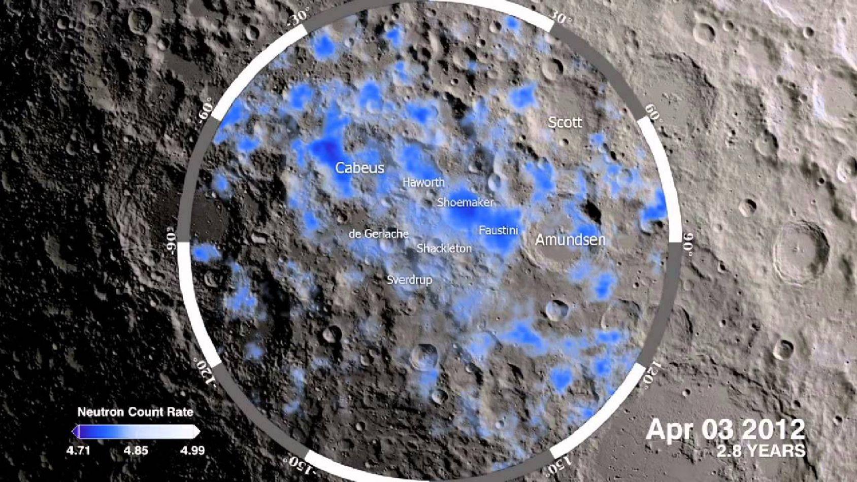 La NASA planea volver a mandar seres humanos a la Luna en 2024.