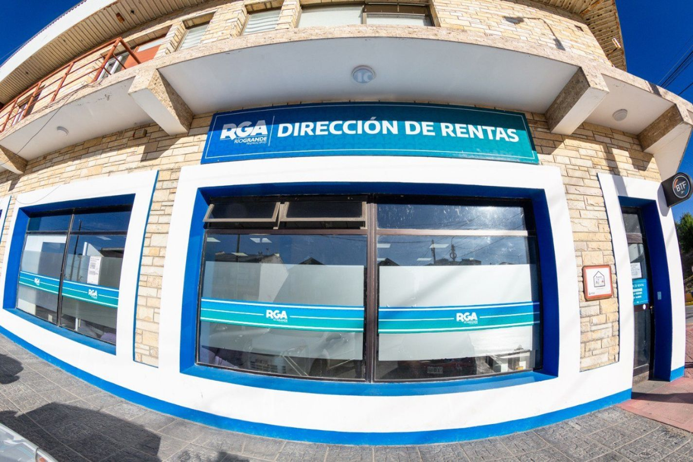 Rentas Municipal dela ciudad de Río Grande.