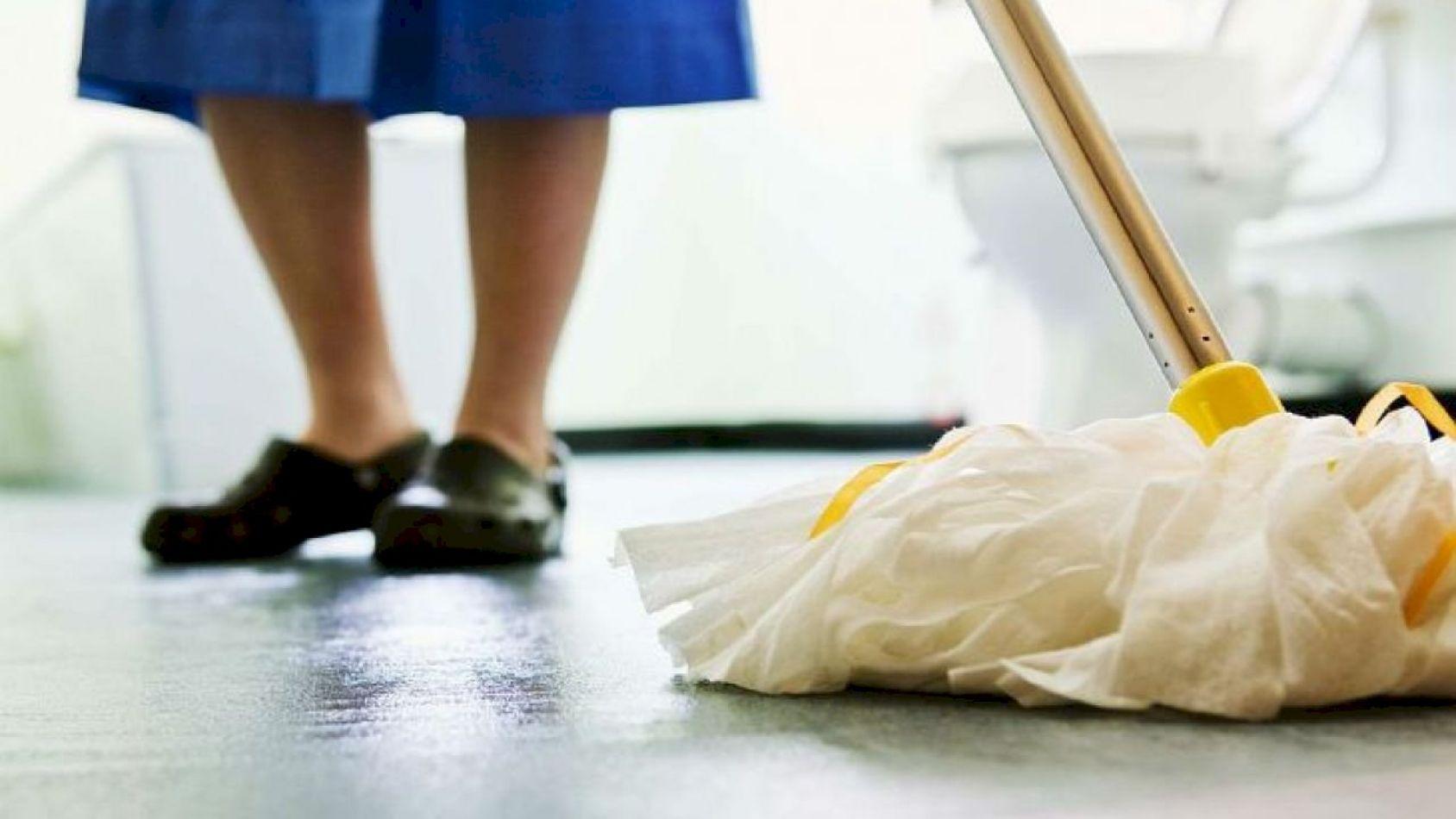 Aumento en los salarios mínimos del 10% para el personal doméstico