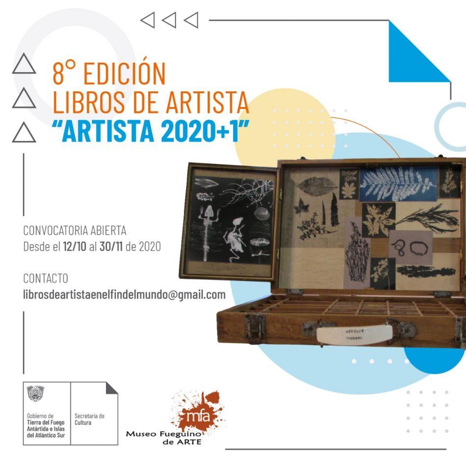 Convocatoria abierta para artistas visuales