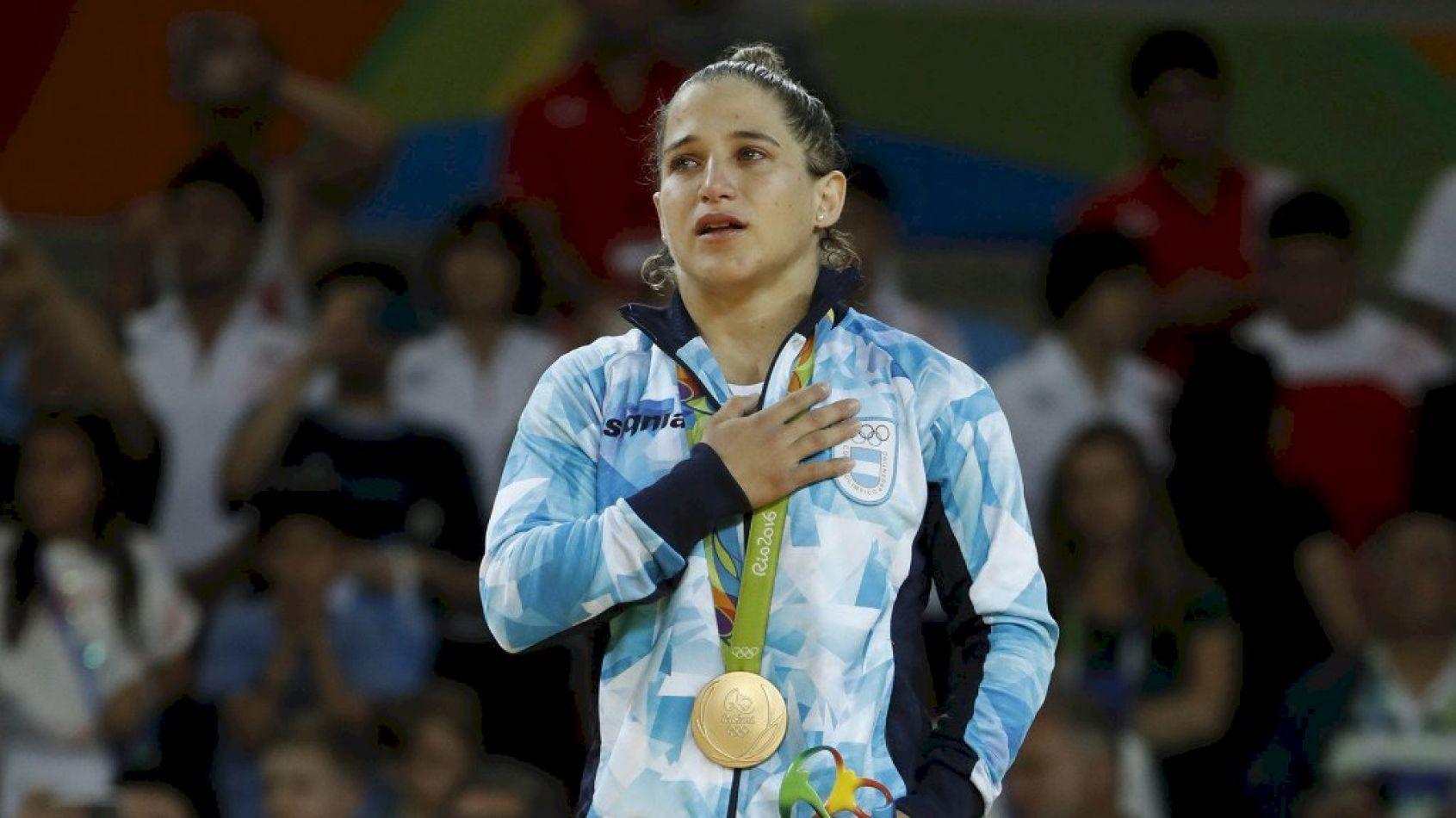 Paula Pareto, medalla de oro en el Panamericano de Guadalajara