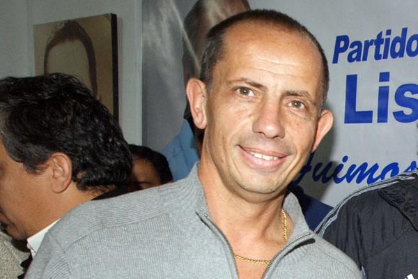 Rubén Sciutto buscará representar al PJ como candidato a Diputado de la Nación.