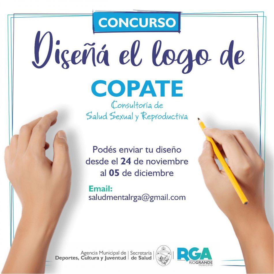 """El Municipio de esta ciudad convoca a la comunidad en general a participar del concurso """"Diseña el logo de 'Copate'""""."""