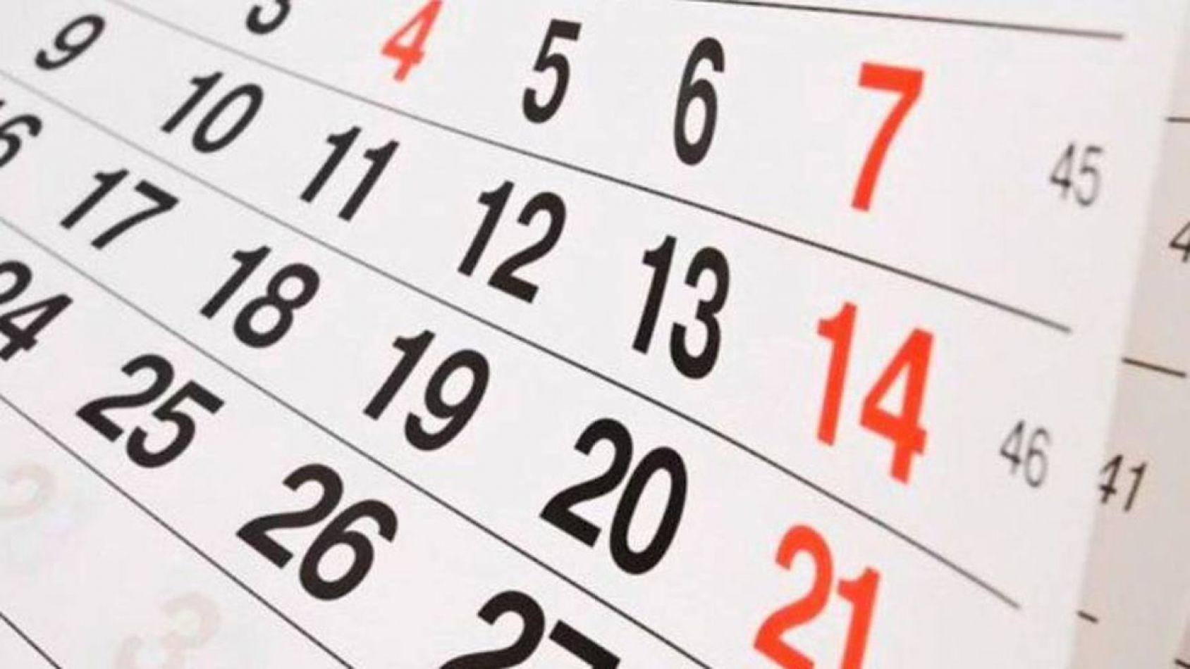 El Gobierno oficializó los feriados con fines turísticos de 2021