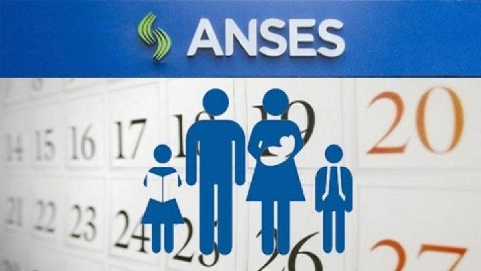 Anses comunica el cronograma de pago del día lunes 30 de noviembre del 2020.