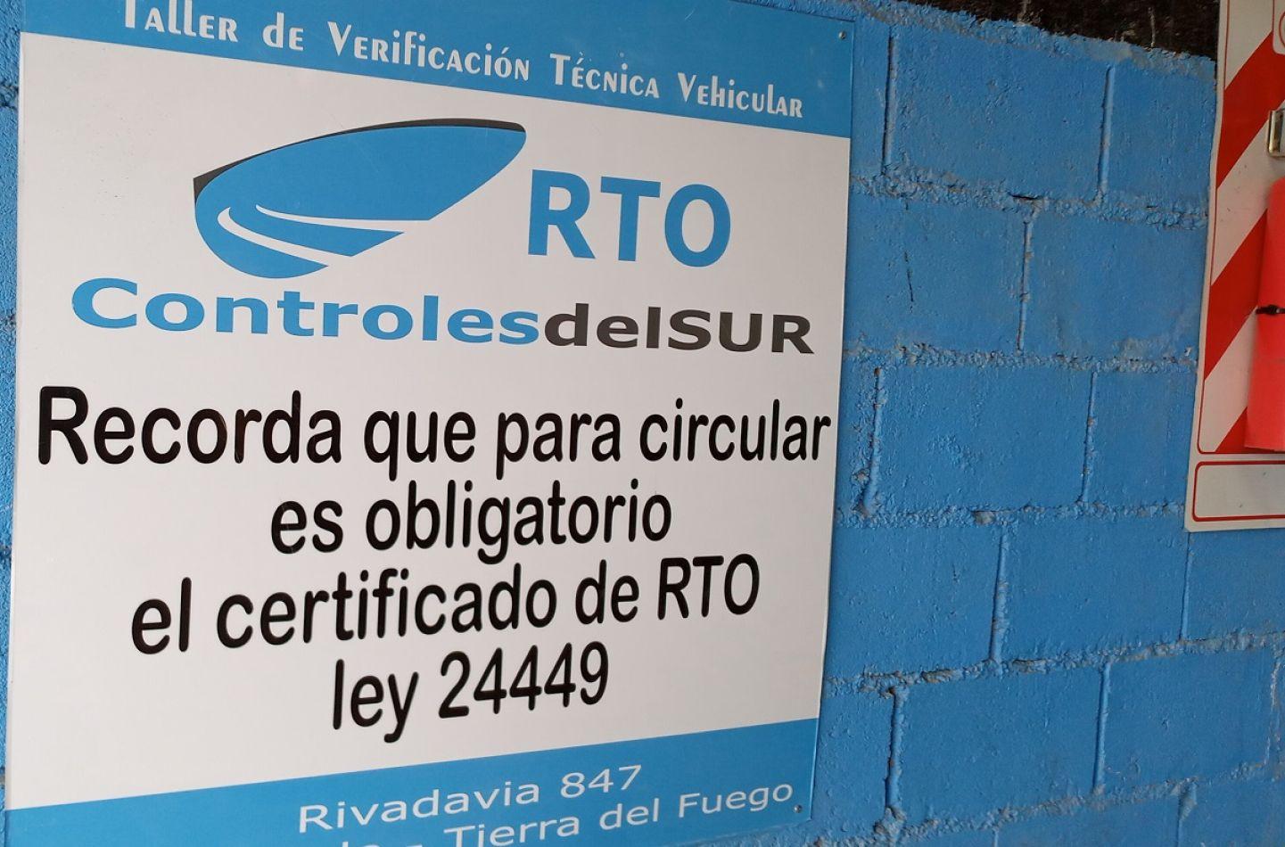 El Taller de RTO de calle Rivadavia 847 atiende por orden de llegada y en horario corrido desde las 08:00 a 17:00.