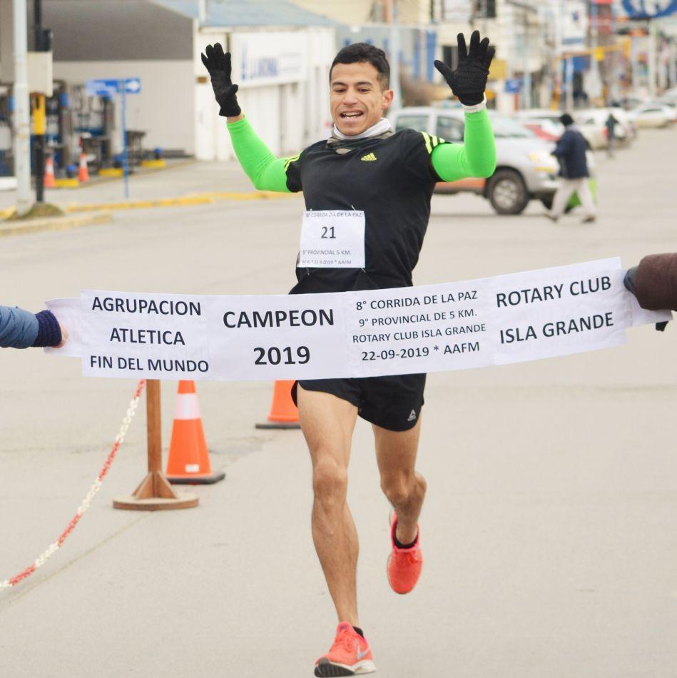 El 10º Campeonato Provincial de 5 Kilómetros