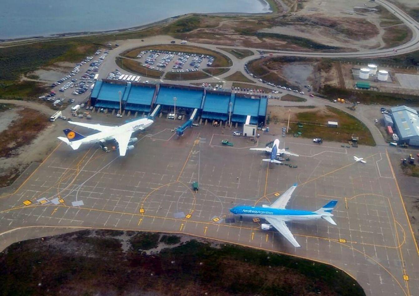 Autorizan a Aerolíneas Argentinas a realizar todos los vuelos necesarios desde el 1 de diciembre