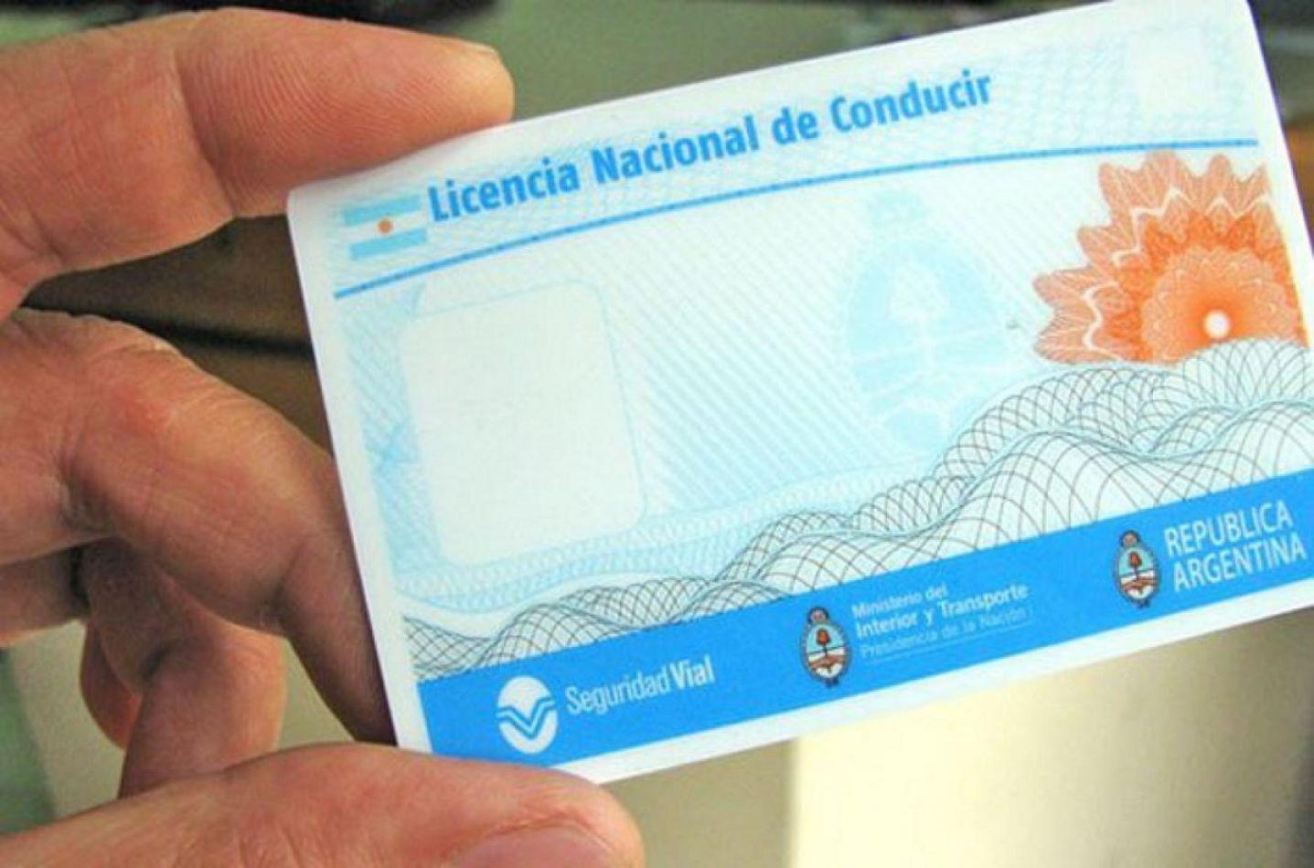 Municipio asegura que se podrá circular con la licencias de conducir vencidas