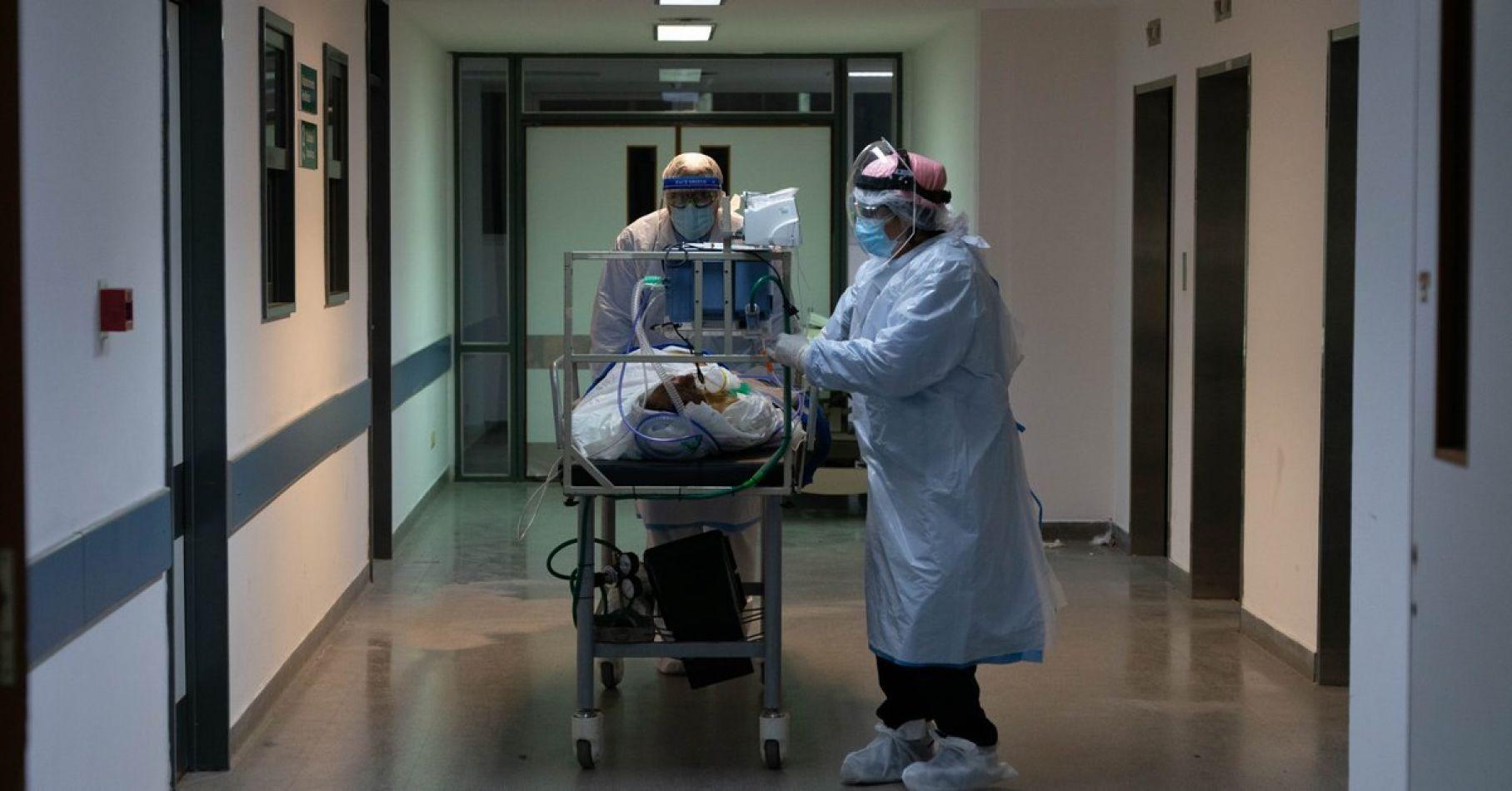 Hay 679 personas contagiadas con coronavirus activo