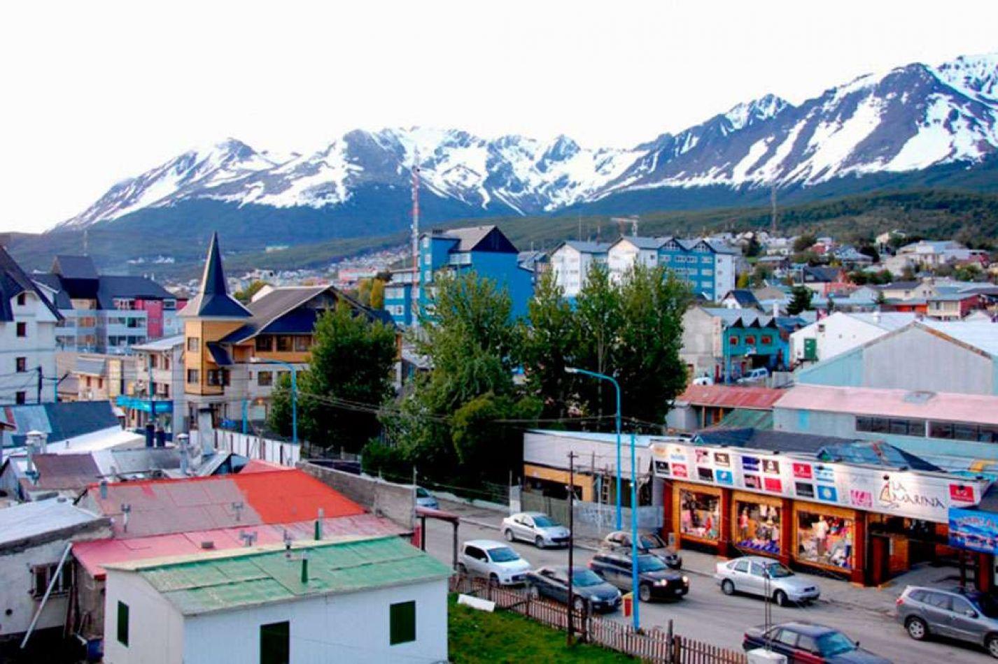 En lo que va de enero, Ushuaia alcanzó picos de ocupación hotelera del 40%