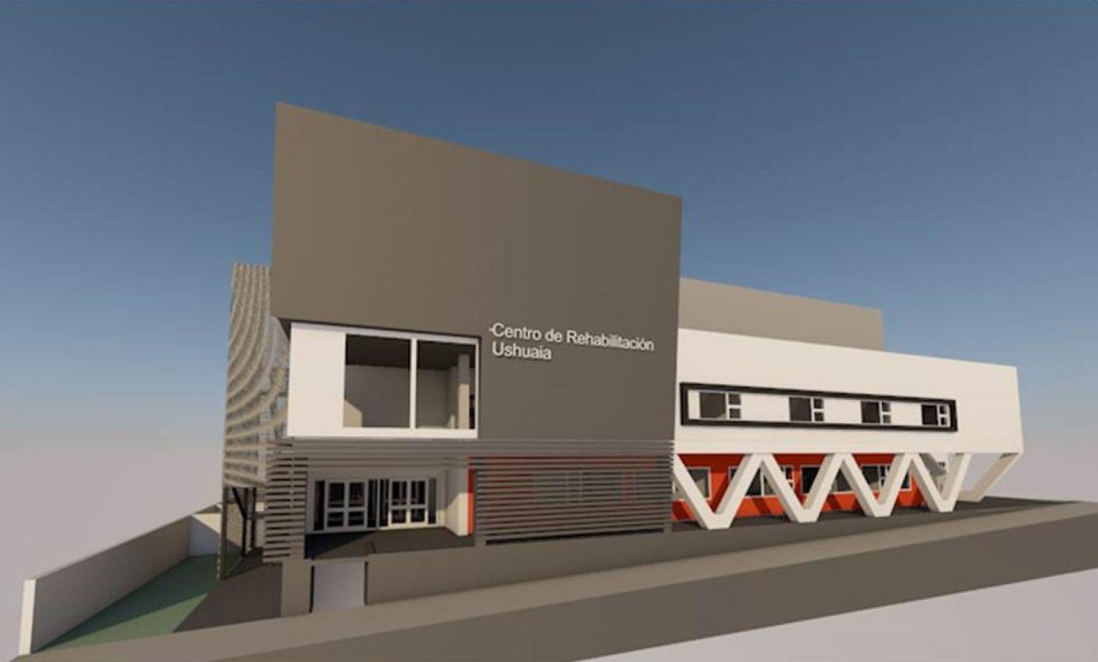 Centro de Rehabilitaciónen Ushuaia