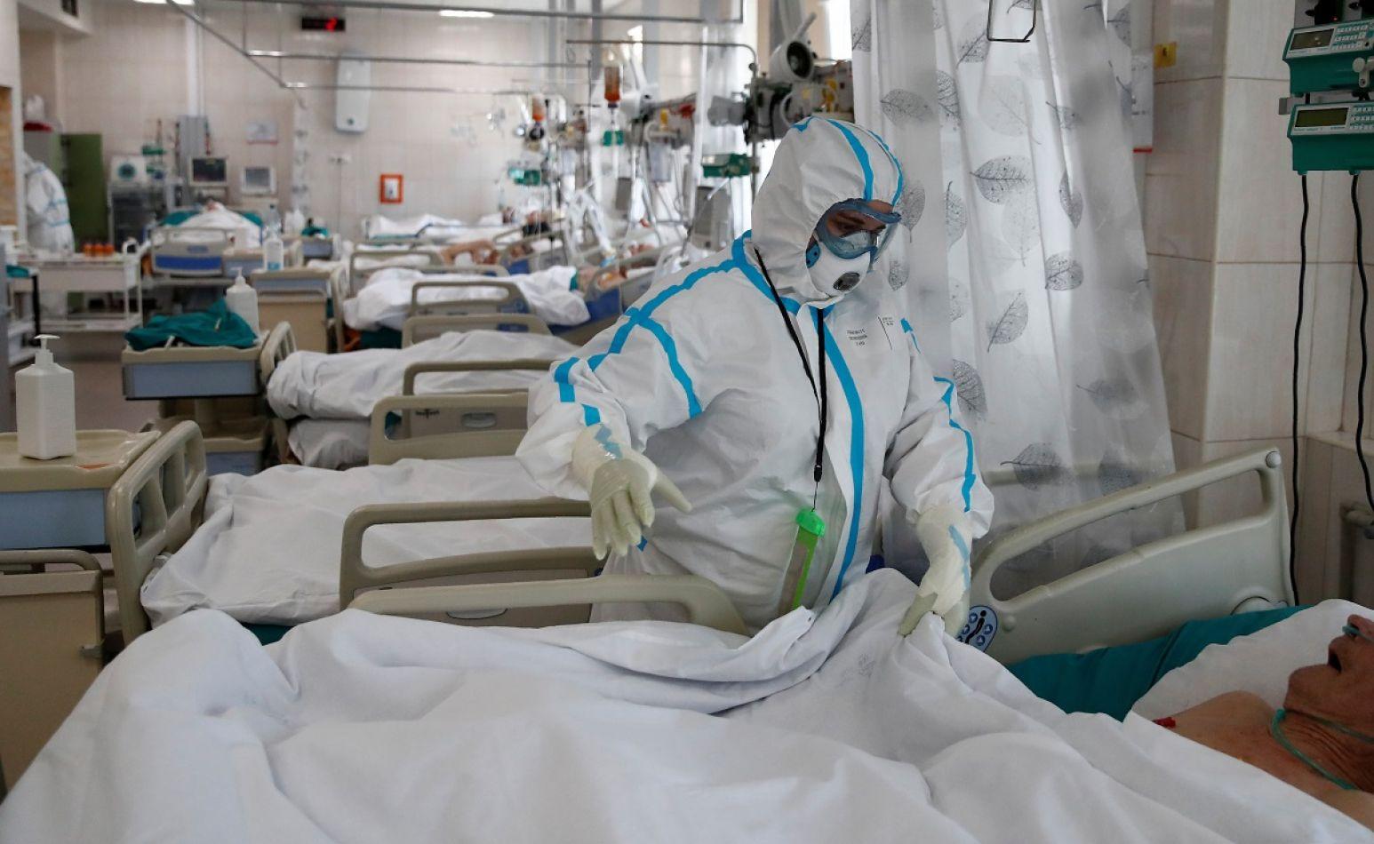 En Tierra del Fuego hay 932 casos de coronavirus activo