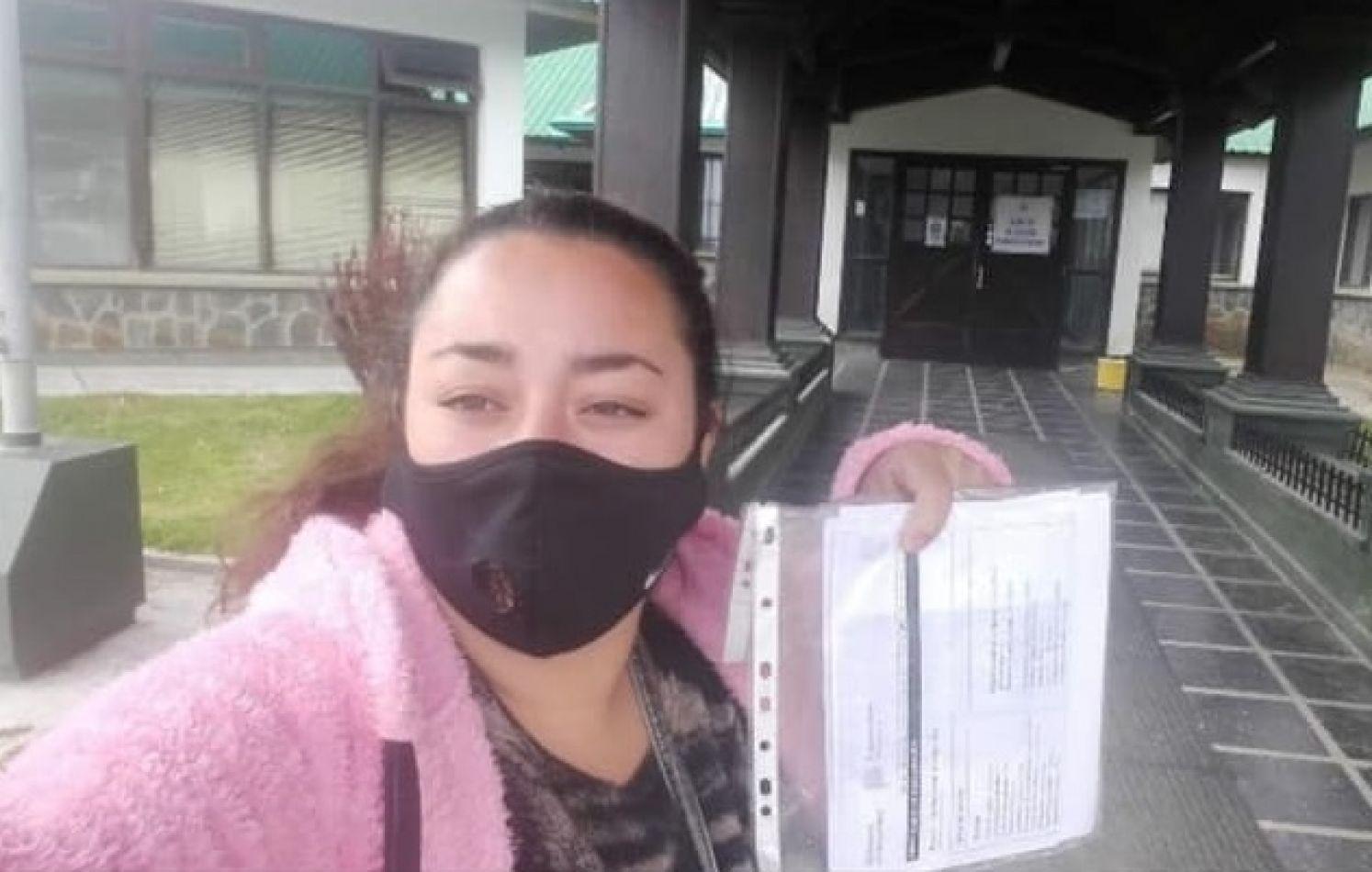 Madre marplatense denunció que una mujer de Ushuaia le secuestró a su hija