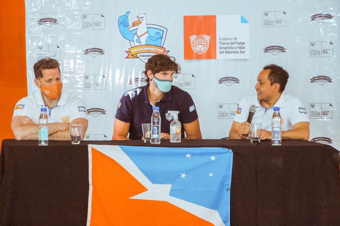 Santiago Darraidou será el responsable de los dos equipos que competirán  de los Juegos EPADE y Juegos de la Araucanía.