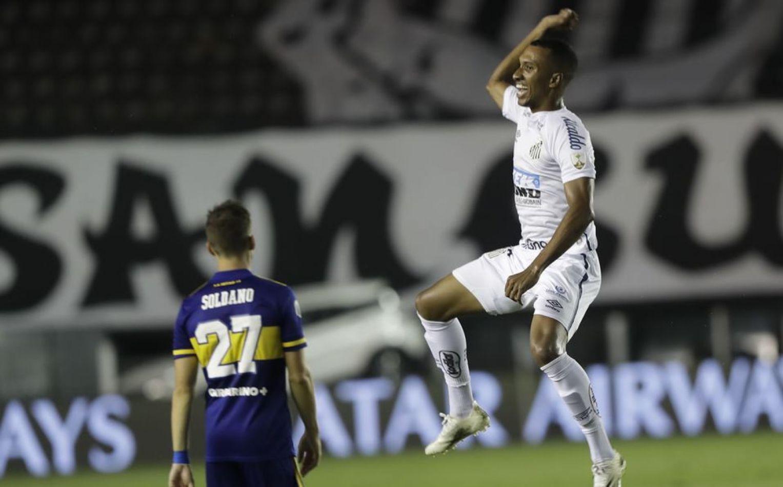 Boca quedó eliminado en Brasil, además, jugó con 10 jugadores por la expulsión de Fabra en el complemento.