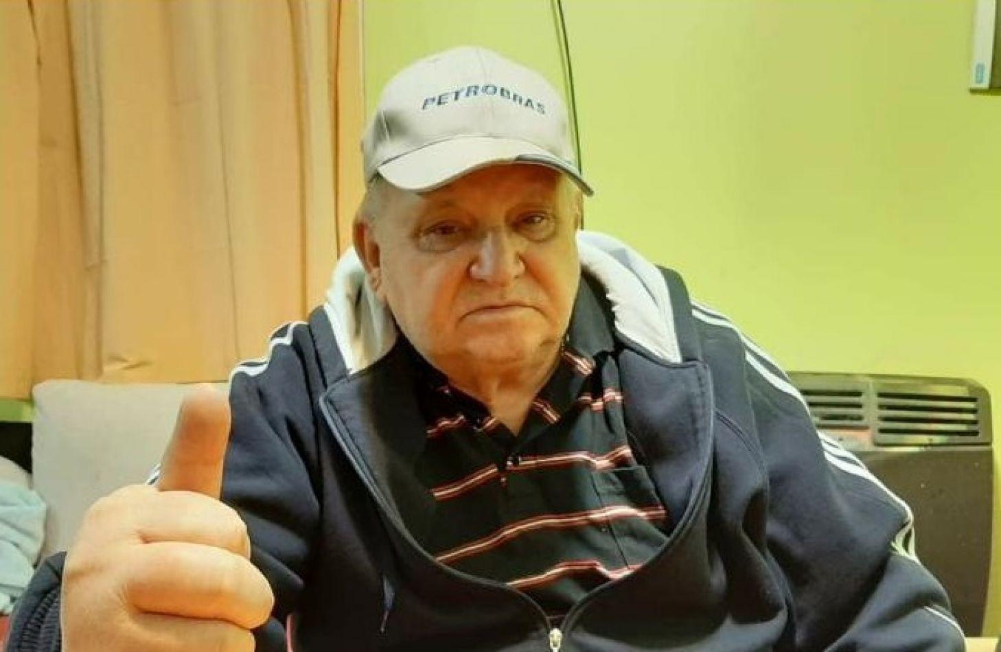 Don Julio Alday.