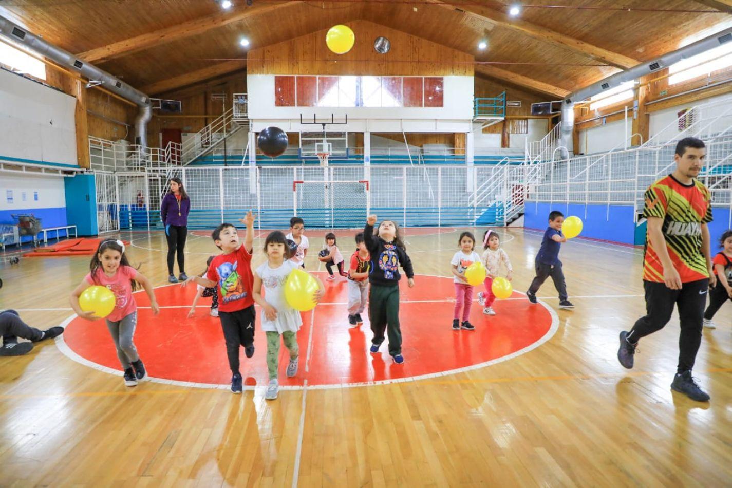 Más de 1600 chicos disfrutaron de las colonias deportivas y culturales