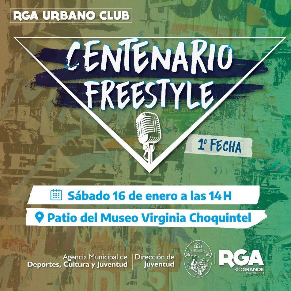 Inicia la búsqueda del Freestyler del Centenario