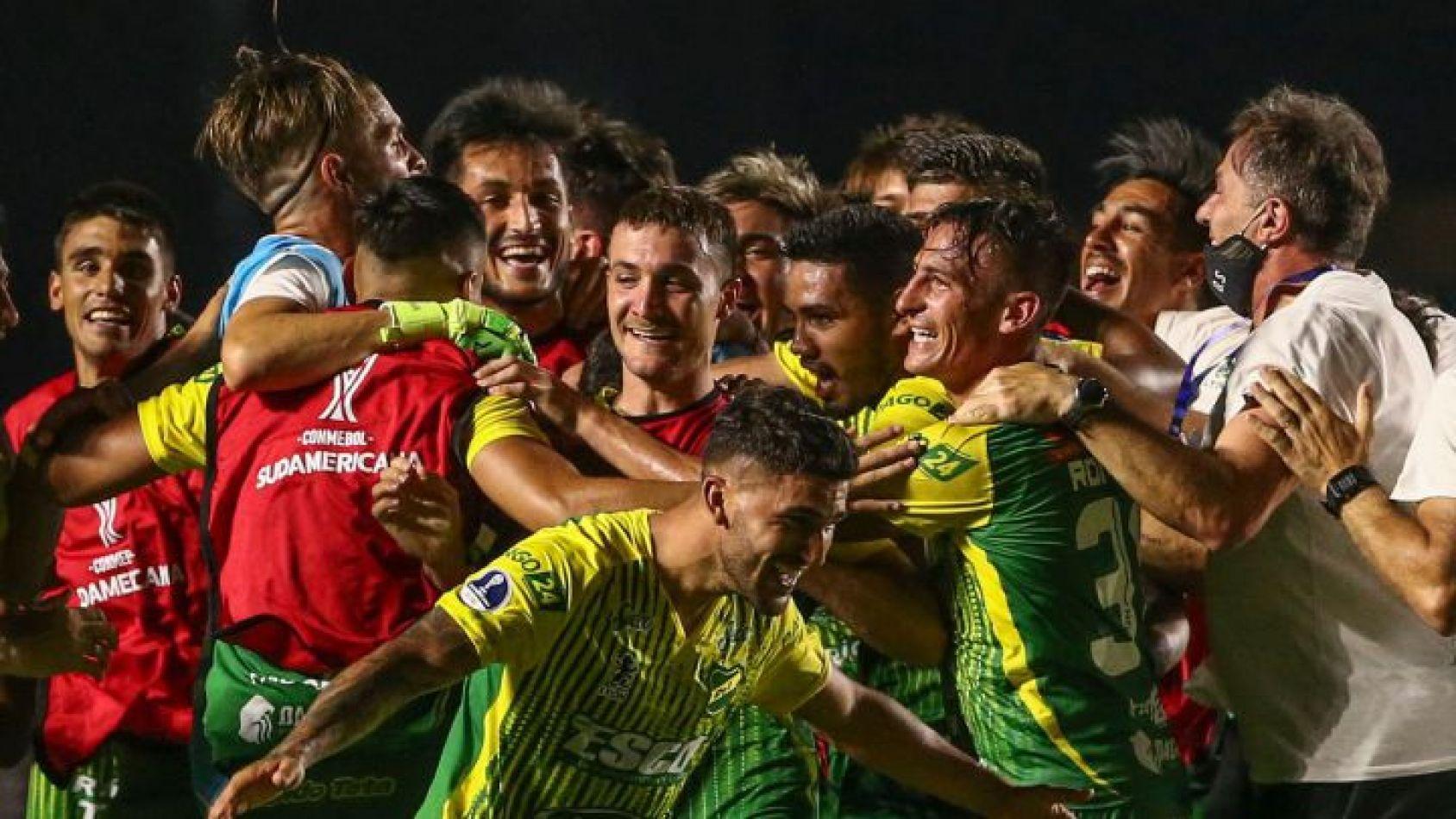 Celebración del conjunto de Florencio Varela