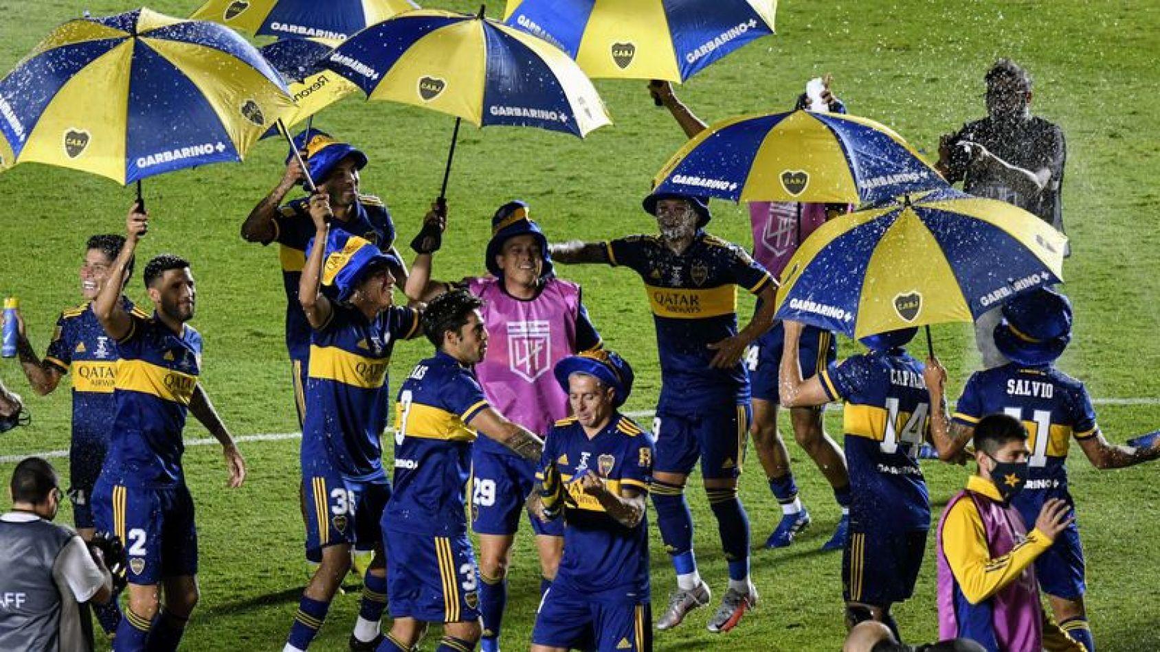 Boca Juniors consiguió su título número 70.